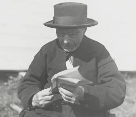 Jantje Visscher, Meester Knipper